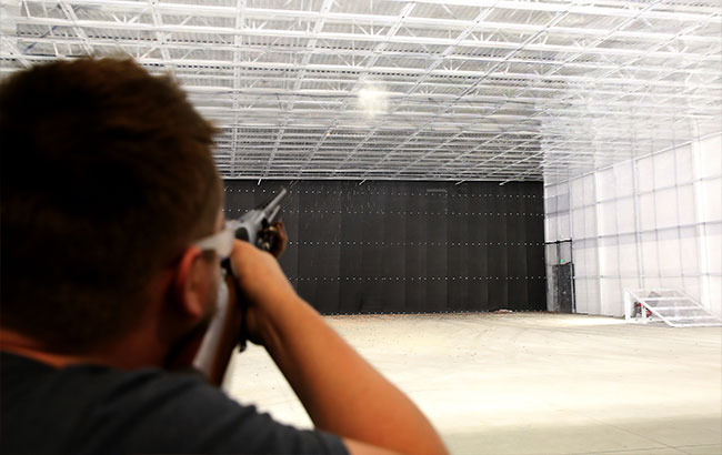 TNT Guns & Range | Indoor Shooting Range Murray, Utah